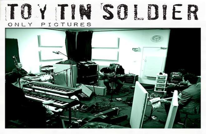 Toy Tin Soldier